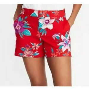 Old Navy Tropical Print Everyday Shorts
